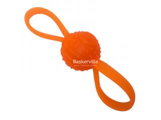 CROCI Взрывной мяч резина/силикон, 25х6,3х6,3см,игрушка для собак