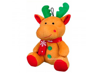 """Новогодняя игрушка Trixie - Оленёнок """"Рудольф"""""""