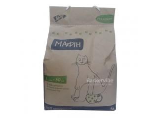 Мафин наполнитель для кошек - стандарт