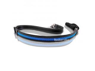 AnimAll поводок регулируемый LED 2,5/120-150см синий