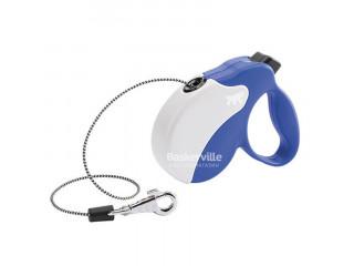 Поводок-рулетка Ferplast Amigo Mini Cord со шнуром 3 м Синий