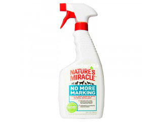 8in1 Nature's Miracle No More Marking Спрей для удаления пятен и запахов, 709 мл