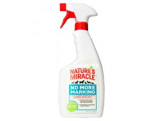 8in1 Nature's Miracle No More Marking Спрей для удаления пятен и запахов, 709 мл