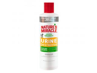 Nature's Miracle (Нейчерс Миракл) Urine Destroyer Уничтожитель пятен и запахов мочи собак, 473 мл