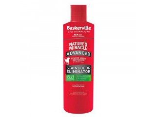 Спрей 8 IN 1 ADVANCED STAIN & ODOR REMOVER уничтожитель пятен и запахов, усиленная формула, 473 мл