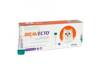 Bravecto Spot on для кошек 250 мг (2,8-6,25 кг) КАПЛИ