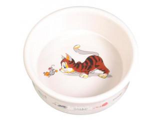 Миска керамическая Trixie для котов