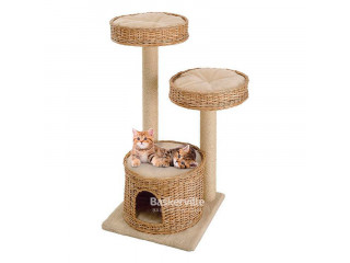 Ferplast Amir - игровой комплекс для кошек ( высота 1м )