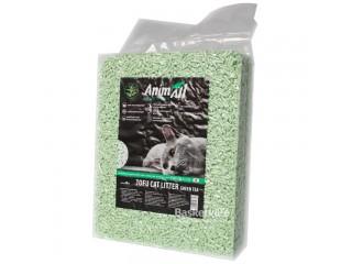 Наполнитель туалетов для кошек AnimAll Тофу с ароматом зеленого чая 2.6 кг (6 л)