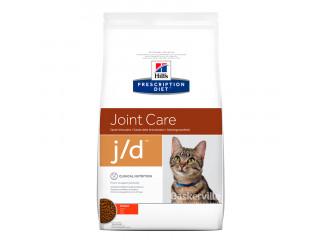 Hill's Prescription Diet j/d Joint Care корм для кошек с курицей 2 кг