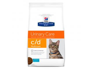 Hills Prescription Diet Feline c/d Multicare со вкусом океанической рыбы 1.5 кг