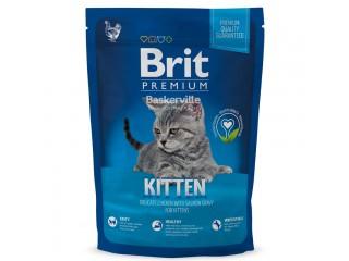 Brit Premium Cat Kitten сухой корм для котят