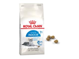 Сухой корм Royal Canin Indoor +7 для котов старше 7 лет живущих в помещении
