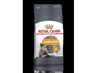 Сухой корм Royal Canin Hair & Skin Care для котов от 1 до 7 лет для заботы о коже и шерсти