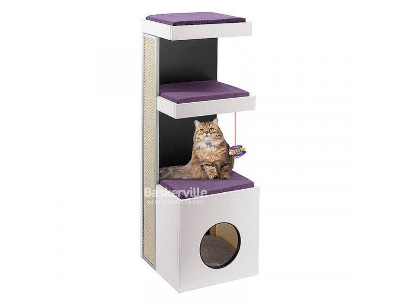 Ferplast Tiger - игровой комплекс для кошек ( высота 115 см )