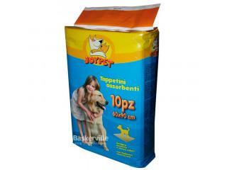 JoyPet - пеленки абсорбирующие для щенков и собак 90 х 60 см