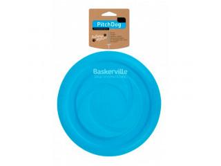 Collar PitchDog Летающая тарелка 24см, Синяя
