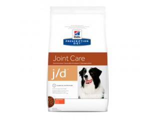 Hills Prescription Diet Canine j/d, лечение артрита