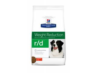 Hill's Prescription Diet r / d Weight Reduction корм для собак курицей