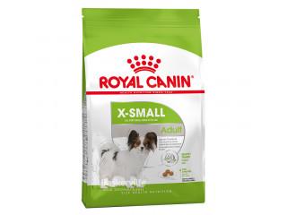 Сухой корм для собак Royal Canin X-Small Adult от 10 месяцев до 8 лет