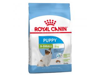 Сухой корм для собак Royal Canin X-Small Puppy до 10 месяцев
