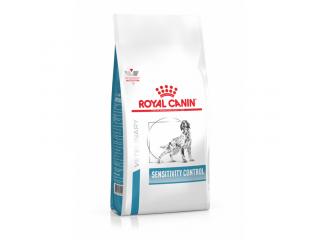Сухой корм Royal Canin Sensitivity Control для собак при пищевой аллергии