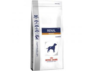 Сухой корм Royal Canin Renal Select Canine для взрослых собак, страдающих от почечных заболеваний