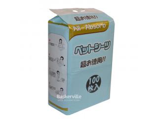 Пеленки для собак All-Absorb Basic Японский стиль 60 х 45 см / 100 штук