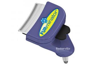 FURminator Фурфлекс насадка против линьки S для собак мелких пород