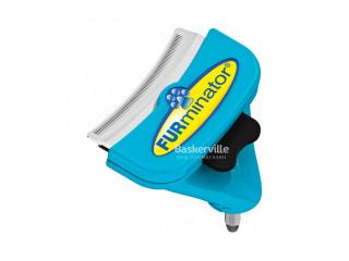 FURminator Фурфлекс насадка против линьки M для собак средних пород