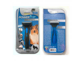 CROCI Фурминатор PowerFur для длинношерстных собак  (до 9 кг), 4,5 см