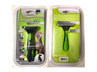CROCI Фурминатор PowerFur для короткошерстных собак М (9-24 кг), 6,5 см