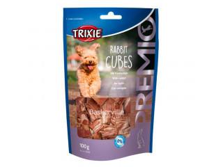 Trixie Premio Rabbit Cubes кубики с кроликом, 100гр
