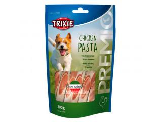 Trixie PREMIO Chicken Pasta 100гр -лакомство с курицей для собак