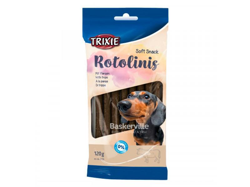 Trixie (Трикси) Rotolinis Лакомство для собак мясные палочки (желудок), 120гр