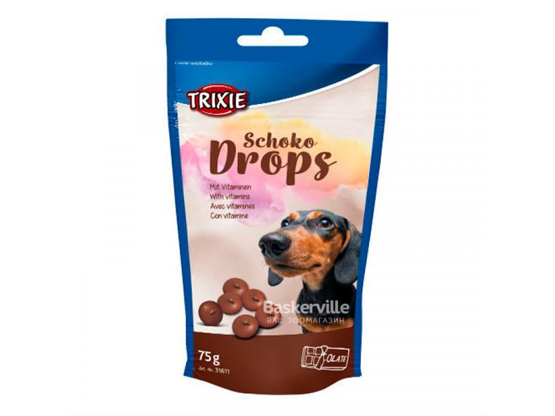 Trixie. 31611 Дропсы шоколадные (75г)