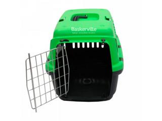 Переноска GIPSY 1 Small 44x28,5x29,5 см - для собак и кошек с металической дверцей
