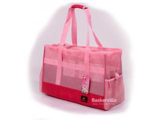 Сумка-переноска Do do pet, Summer Pink 20 x 27 х 40 см Розовая