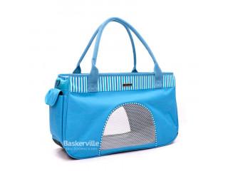 Сумка-переноска Do do pet, Smile Blue 19 x 27 х 44 см Голубая
