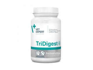 TriDigest Тридигест поддержание пищеварения у собак и кошек, 40 таблеток
