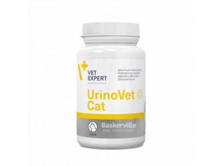 VetExpert UrinoVet Cat (Уриновет Кет) - для поддержания функций мочевой системы у кошек (капсулы), 45 капсул