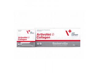 VetExpert ArthroVet Collagen, профилактика и лечение суставных хрящей и суставов 60 пакетов
