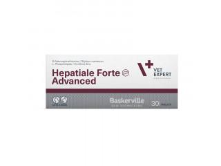 VetExpert Hepatiale Forte Едвансд поддержание и восстановление функций печени 30 таблеток
