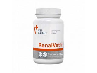 VetExpert RenalVet (РеналВет) - препарат для собак и кошек с симптомами хронической почечной недостаточности 60 таблеток