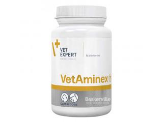 Добавка VetExpert VetAminex витаминно-минеральный комплекс для собак и кошек 60 капсул