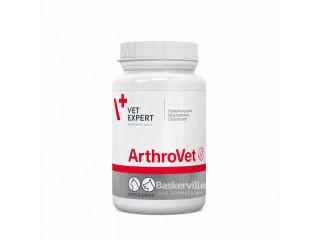 VetExpert ArthroVet (Артровет) для профилактики и лечения суставных хрящей и суставов 60 капсул