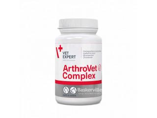 VetExpert ArthroVet Complex (АртроВет Комплекс) профилактика и лечение суставных хрящей и суставов 60 капсул