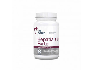 VetExpert Hepatiale(Гепатиале) Forte 550 Large Breed, 40 таб. Поддержание и восстановление печени