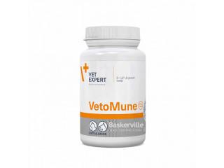 VetExpert VetoMune (ВетоМун), поддержка иммунитета у собак и кошек 60 капсул