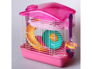 AnimAll House клетка для хомяка 28.5х19.5х27см